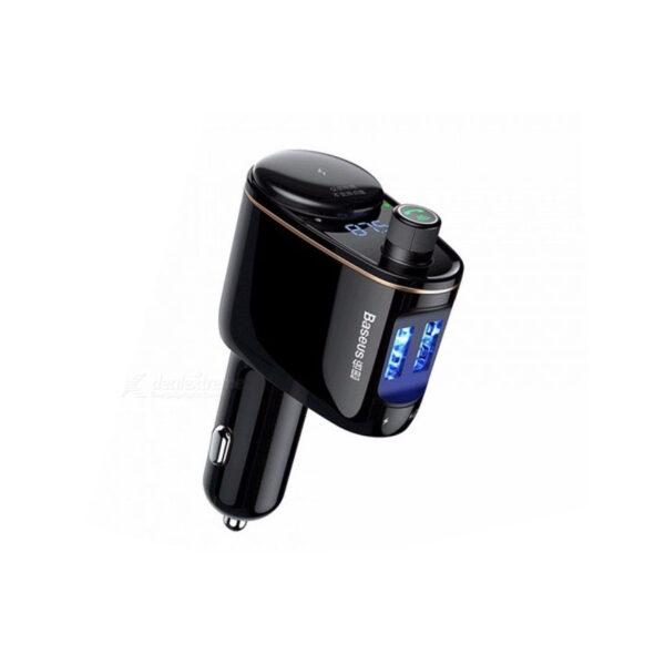 Baseus Dual USB Car Charger MP3