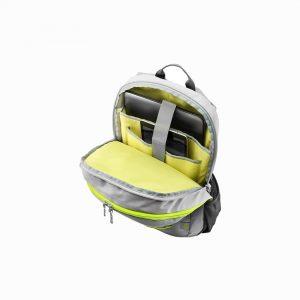 HP 15.6 Active Grey Backpack (1LU23AA)