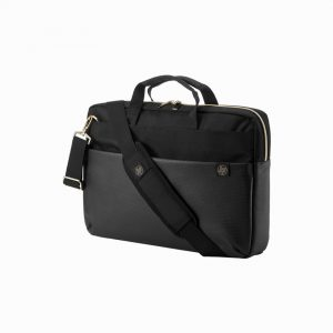 HP 15.6 Doutone Gold Briefcase (4QF94AA)