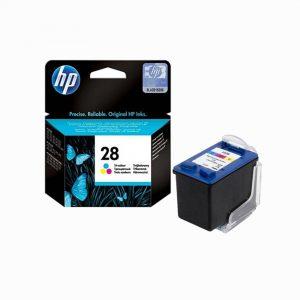 HP 28 Tricolor inkjet cartridge (C8728AE)