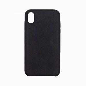 IPhone Alcantara Case Black (X, XS)