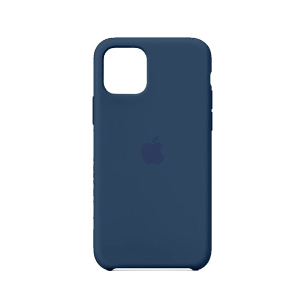 IPhone Silicone Case - Cobalt Blue (11, 11 Pro, 11 Pro Max)