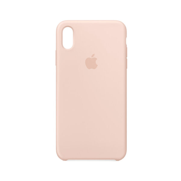 IPhone Silicone Case Pink Sand (XS Max)