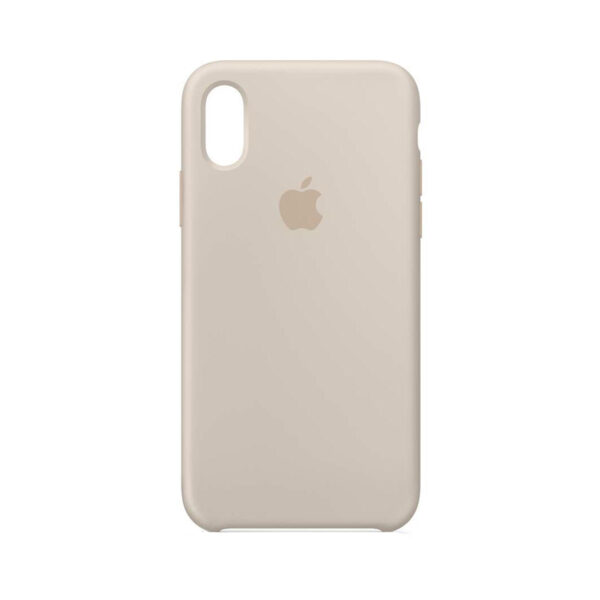 IPhone Silicone Case Stone (XS Max)