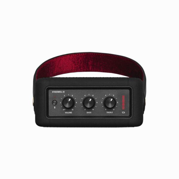 Marshall Stockwell II Portable Bluetooth Speaker Blackk