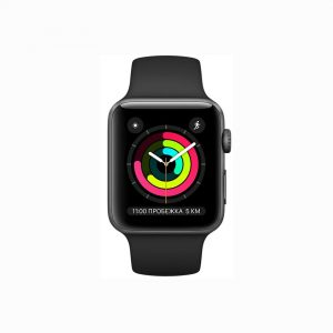 Apple Watch 3 42mm Space Grey 2ci