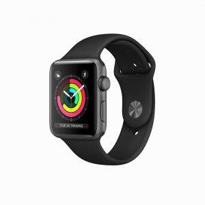 Apple Watch 3 42mm Space Grey