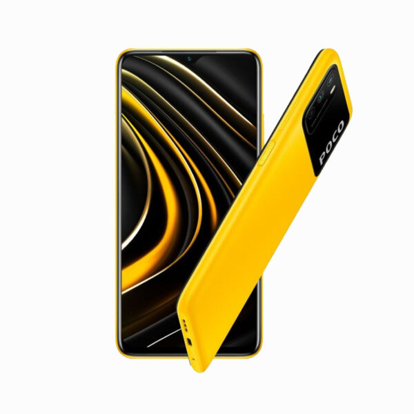 Poco M3 4GB 64GB yellow 2